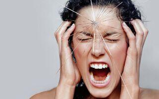 Каковы симптомы невроза?