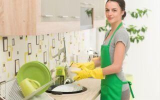 11 интересных фактов о мытье посуды