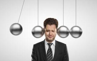 Навязчивые мысли — кусающая проблема