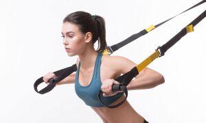 Тренировка с лентами TRX — о чем это?