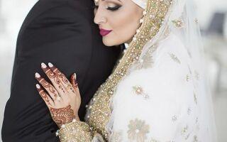 Вниз по стереотипам: мусульманские невесты в удивительных костюмах